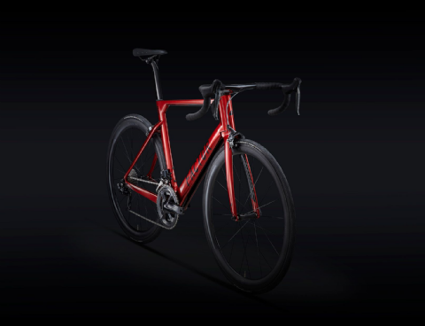 Factor One Rolling Chassis Crimson